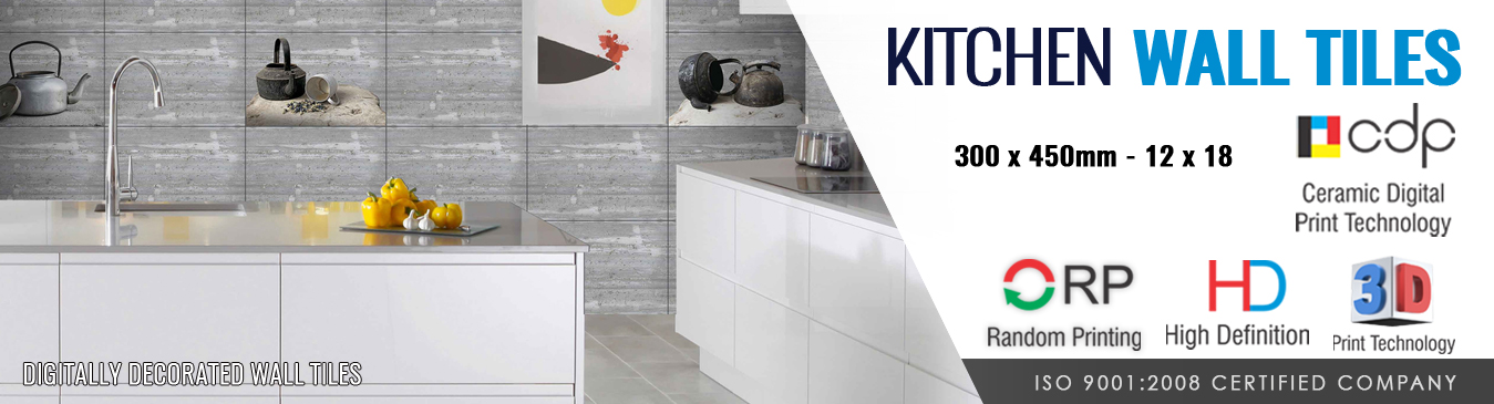 Kitchen Wall Tiles Manufacturer & Exporters