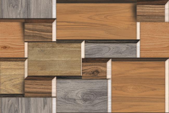 Wood Finish Elevation Tiles : Digital wall tiles mm tecon