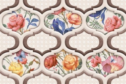 Wall Tiles Manufacturer 300x450mm 12x18 Product Code 102 HL